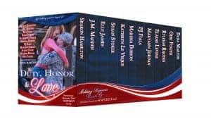Duty, Honor & Love Anthology