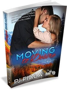 Moving to Desire by PJ Fiala