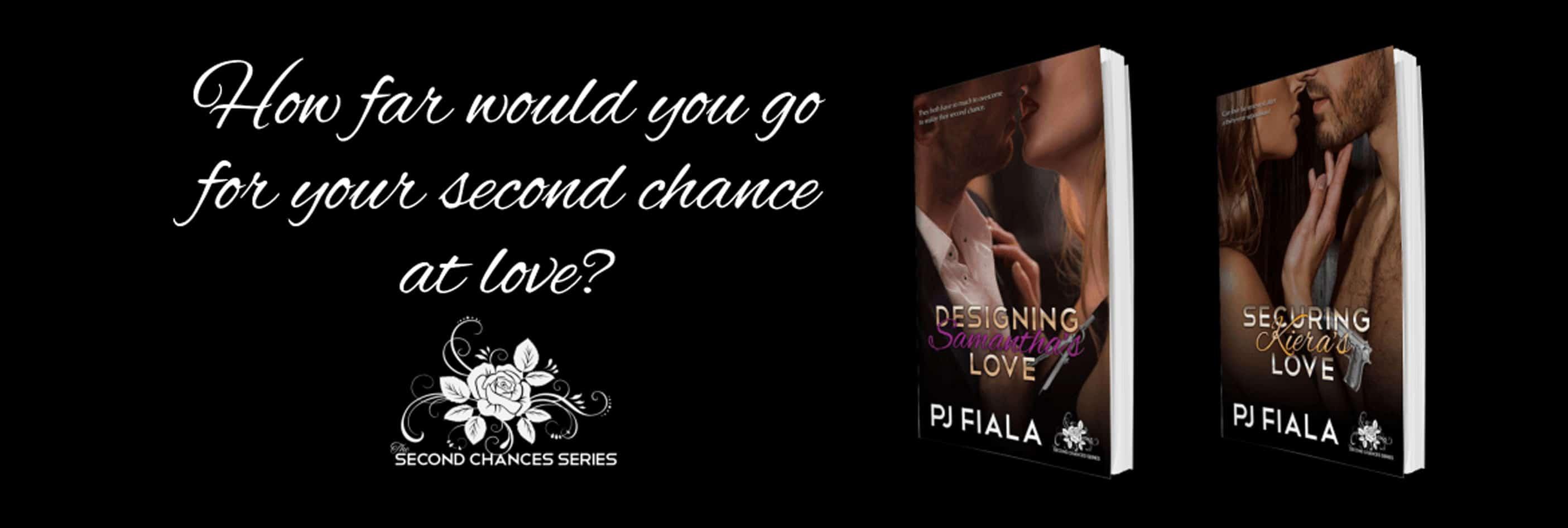 Second Chances, by Romance Author PJ Fiala