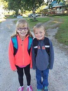 Ava and Garrett 9 1 16