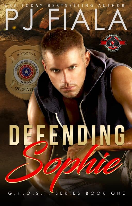 Defending Sophie, GHOST Book One