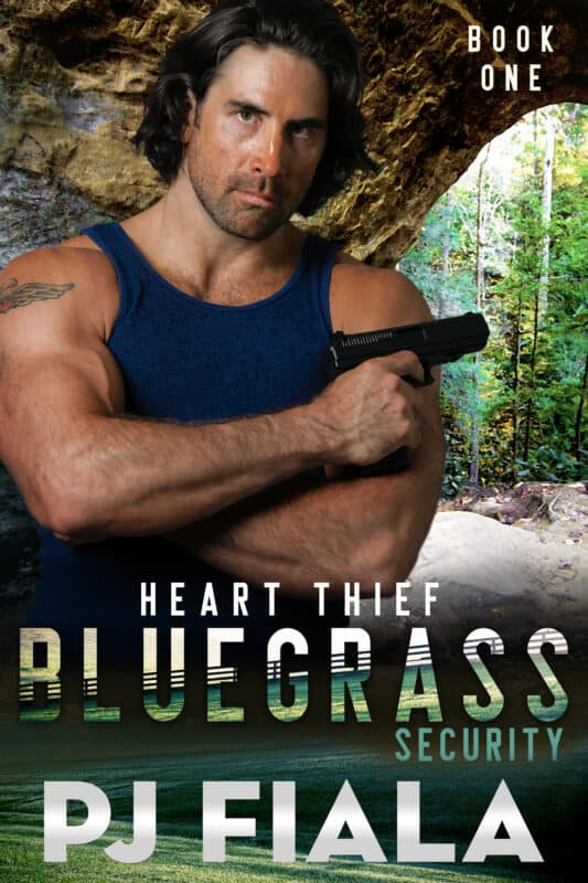Heart Thief, Bluegrass Security Series, Book One