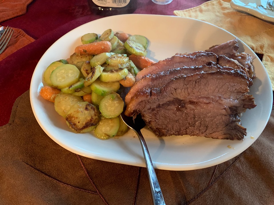 InstaPot Beef Brisket