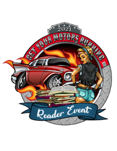 Get Your Motors Running Reader Author Event @ The Automobile Gallery