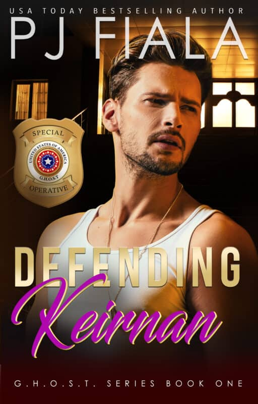 Defending Keirnan: GHOST Book One