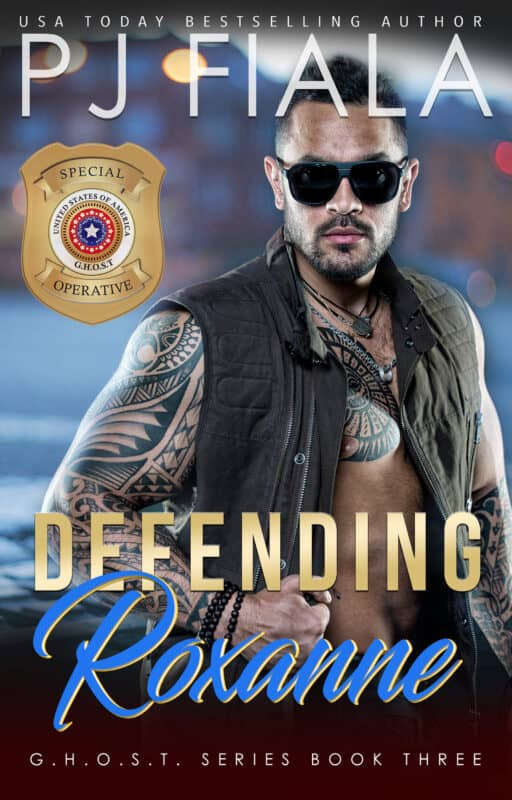 Defending Roxanne, GHOST Book Three