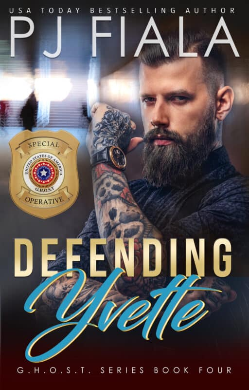 Defending Yvette, GHOST Book Four