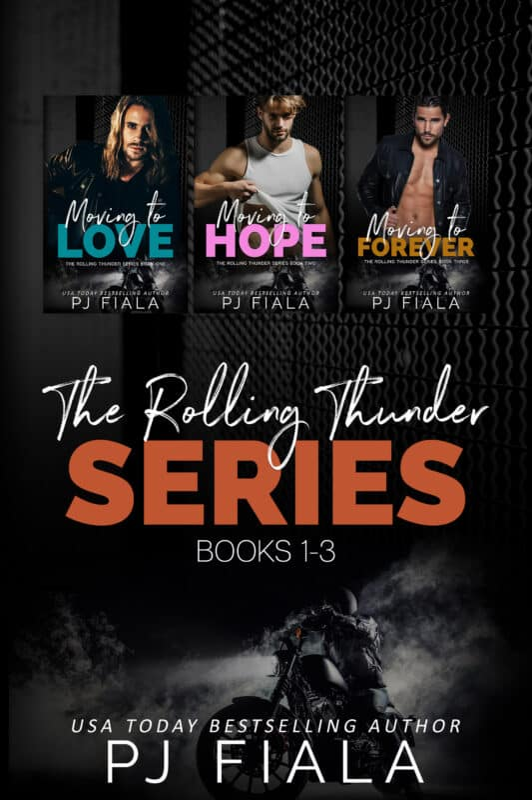 Rolling Thunder Series Books 1-3