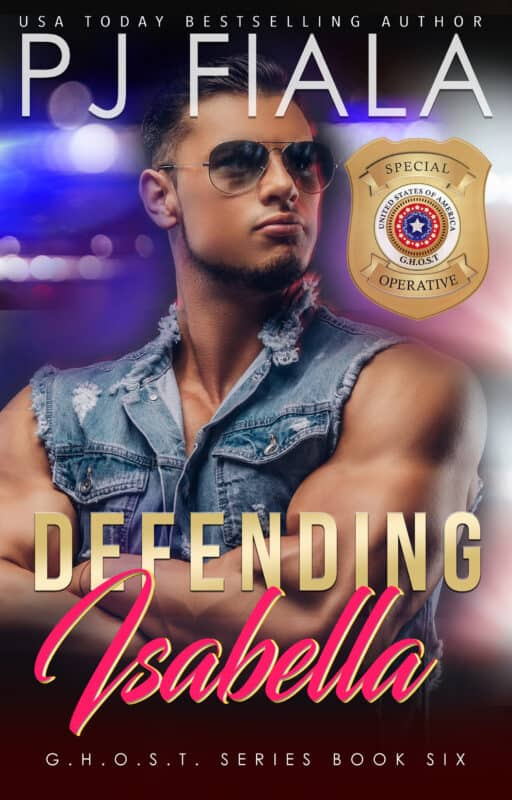 Defending Isabella, GHOST Book Six