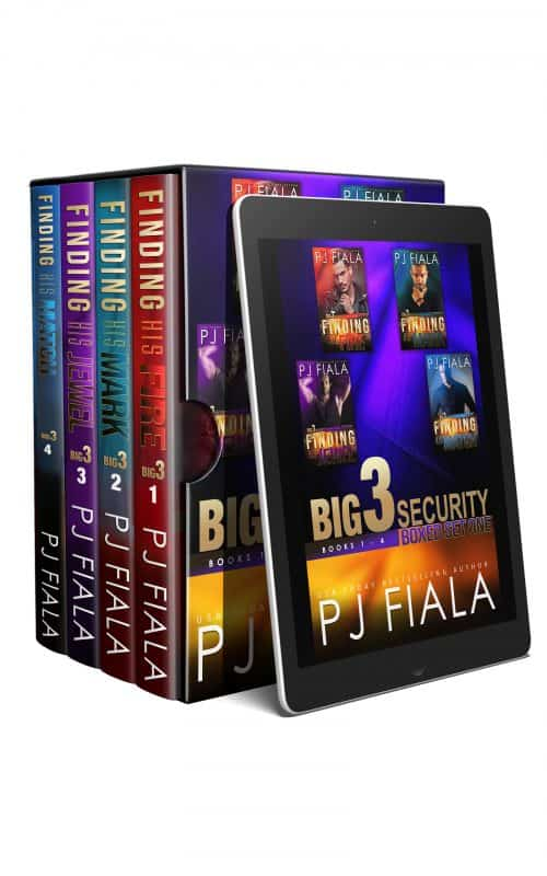 Big 3 Security Boxset 1-4