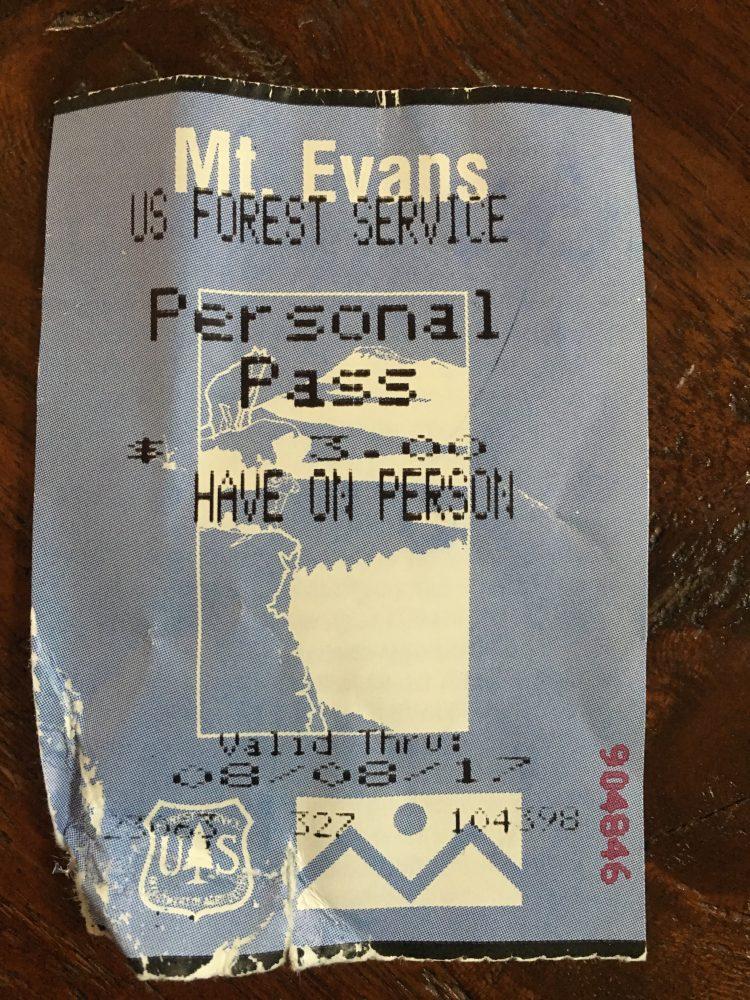 Mount Evans Loop (75)